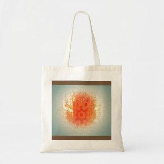 Splash of Orange Tote bag