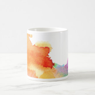 Splash of Watercolor Coffee Mug
