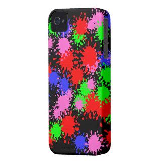 Splash Paint Blackberry Bold Case