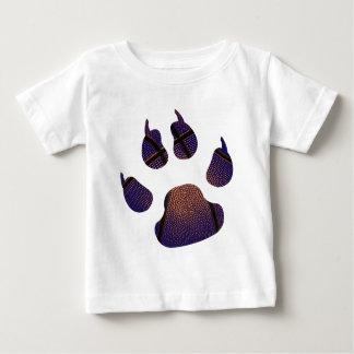 Splash Royal Blue Ball Baby T-Shirt