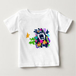 Splash Scream Baby T-Shirt