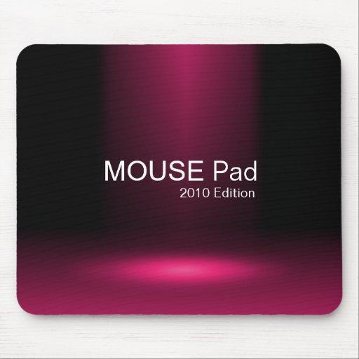Splash Screen Mouse Pad