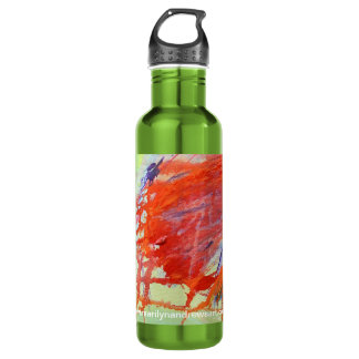 Splash Stainless Steel Water Bottle