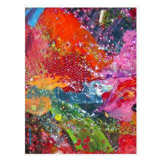 Splash The Rainbow Connection Post Cards