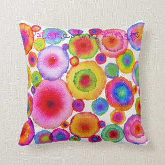 'Splash' Throw Pillow