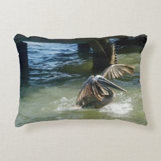 Splashdown R Accent Pillow