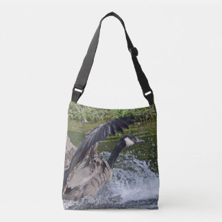 Splashly Landing Canada Goose Crossbody Bag