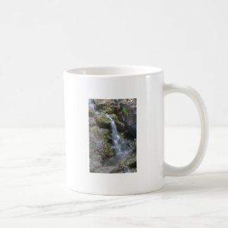 Splashy Waterfall Coffee Mug
