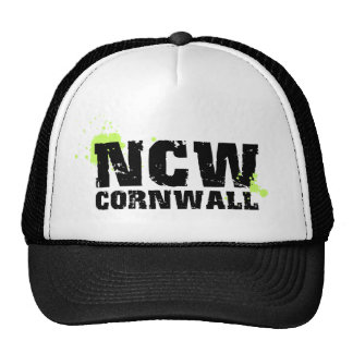 Splat Cap! Trucker Hats