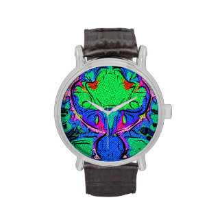 splat frecuencia intermedia abstracta reloj