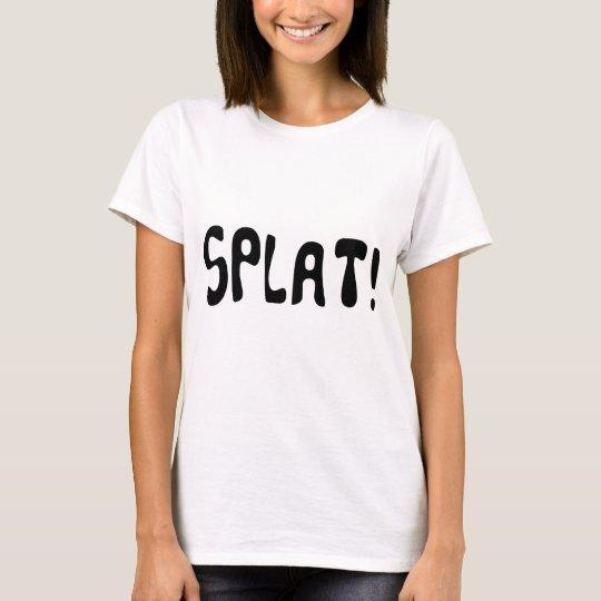 Splat Ladies T-Shirt