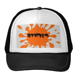 splat mesh hat