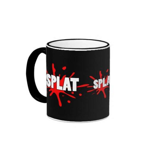 Splat Tazas De Café