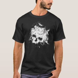 Splatskull T Shirt