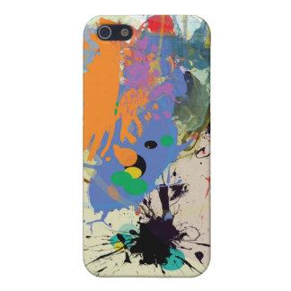 Splatter 3 iPhone case