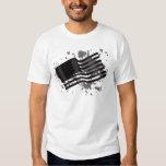 Splatter Flag Shirt