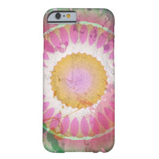 Splatter Grunge Multi-Color Kaleidoscope Barely There iPhone 6 Case