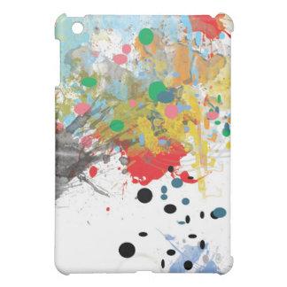 Splatter iPad Case