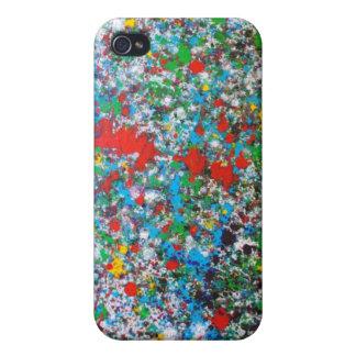 Splatter iPhone 4 Covers