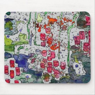 Splatter Mouse Pad
