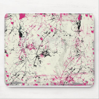 Splatter Mousepad