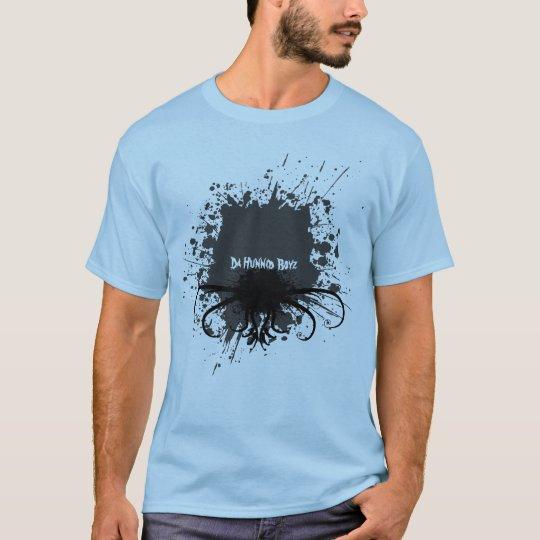 Splatter on Light Mens T-Shirt