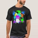 Splatter paintball shirt
