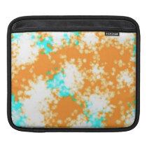Splatter Pattern iPad Sleeve
