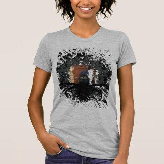 Splatter Photo - Customized T Shirt