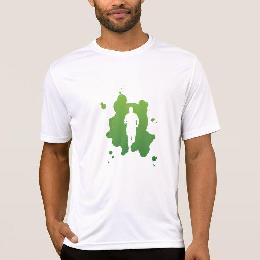 Splatter Runner Shirts
