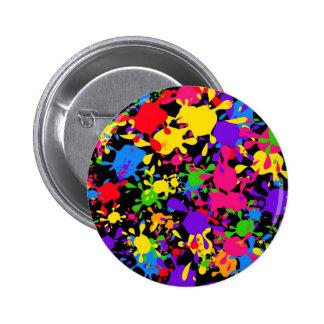 Splatter Wallpaper Button