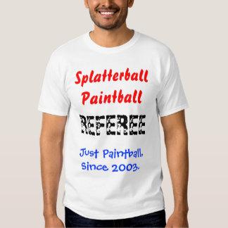 Splatterball Paintball Tee Shirt