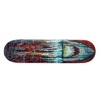 Splatterday / Great White Shark Skateboard