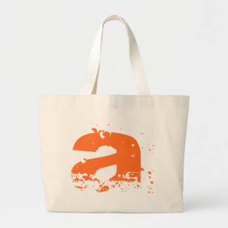 Splattered A Jumbo Tote Bag