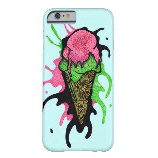 Splattered Ice Cream iPhone 6 Case