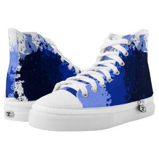 Splattered Paint Designer Shoes