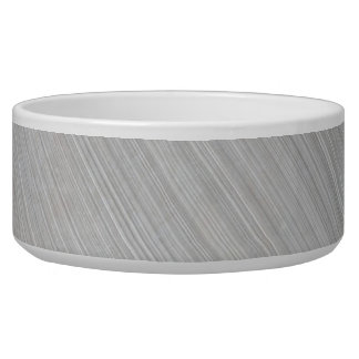 Splattered Urban Brushed Steel Bowl