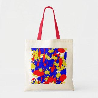 Splatters Budget Tote Bag