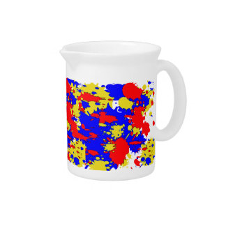 Splatters Drink Pitcher