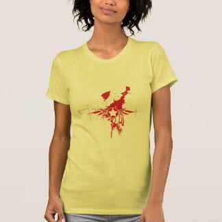 Splatterwings T Shirt