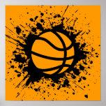 splatz del baloncesto posters