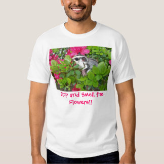 Splenda Azalea 001, Stop and Smell the Flowers!! Shirt