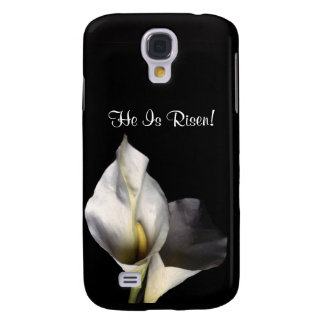 Splendid Blessed and Wonderful Easter Greeting Galaxy S4 Cover