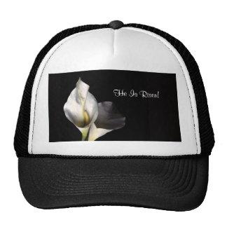 Splendid Blessed and Wonderful Easter Greeting Mesh Hats