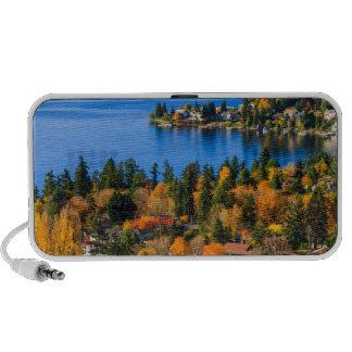 Splendid colors of fall at Bellevue iPod Speaker
