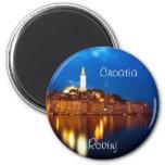 Splendid Croatia, Rovinj Refrigerator Magnet