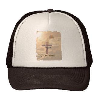 Splendid He is Risen! Hat