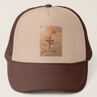 Splendid He is Risen! Trucker Hat