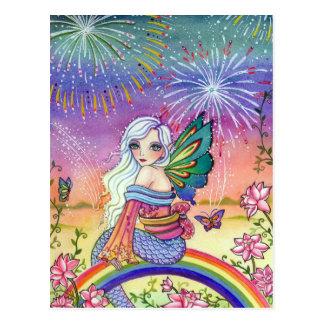 Splendid Nocturne - Postcard