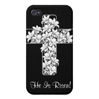 Splendid! Rejoice - He is Risen Cover For iPhone 4